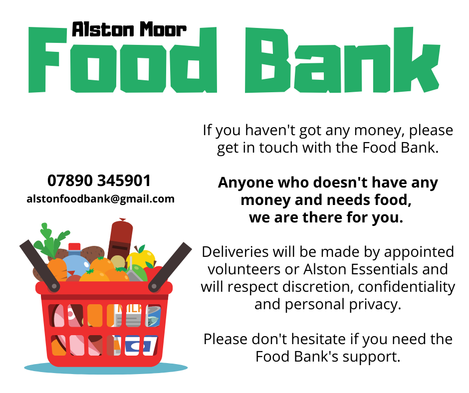 Alston Moor Food Bank